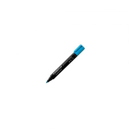 artykuły piśmiennicze 1 alibiuro.pl 352 Marker Lumocolor Permanentny z okrągłą końcówką Staedtler niebieski 28