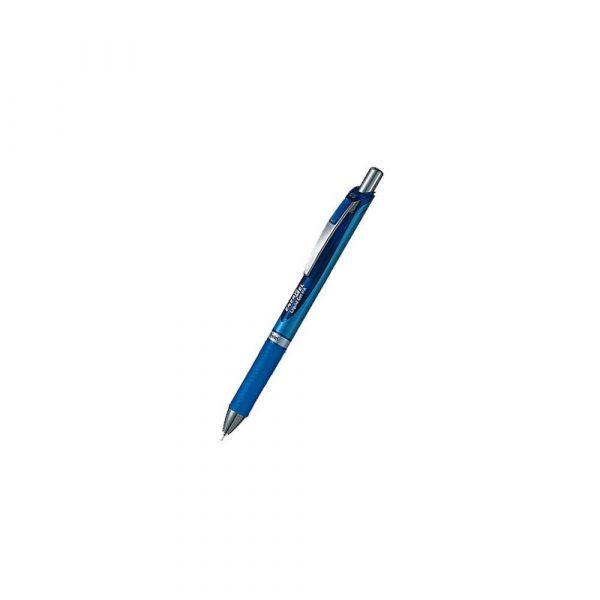 artykuły piśmiennicze 1 alibiuro.pl Cienkopis kulkowy BLN75 Energel 0 5mm Pentel niebieski 37