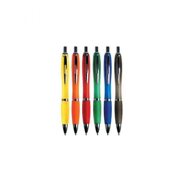 artykuły piśmiennicze 1 alibiuro.pl Długopis TURAN A01.2083 żółty 44
