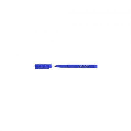 artykuły piśmiennicze 1 alibiuro.pl Marker foliopis do CD foliopis S 0 4 0 5 mm 10206 D.RECT niebieski 68