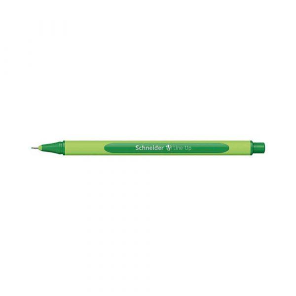artykuły piśmiennicze 4 alibiuro.pl Cienkopis SCHNEIDER Line Up 0 4mm zielony 67