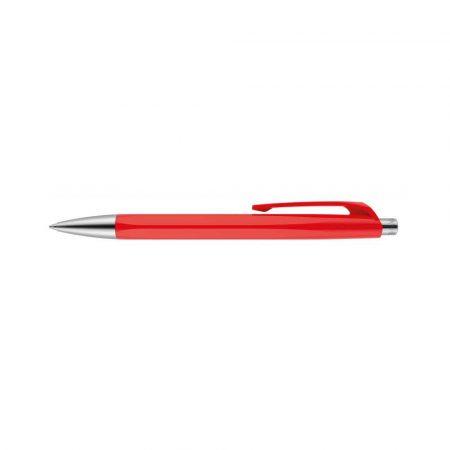 artykuły piśmiennicze 4 alibiuro.pl Długopis CARAN D Inch ACHE 888 Infinite M czerwony 14