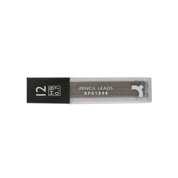 artykuły piśmiennicze 4 alibiuro.pl Grafity do ołówków Q CONNECT 0 7mm HB 20