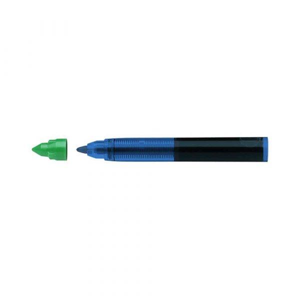 artykuły piśmiennicze 4 alibiuro.pl Kartridże SCHNEIDER One Change do piór kulkowych 0 6mm 5szt. zielone 45