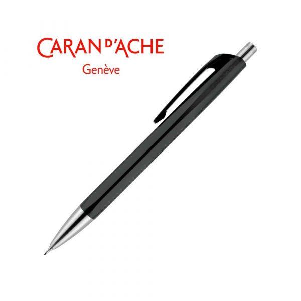 artykuły piśmiennicze 4 alibiuro.pl Ołówek automatyczny CARAN D Inch ACHE 884 Infinite czarny 14