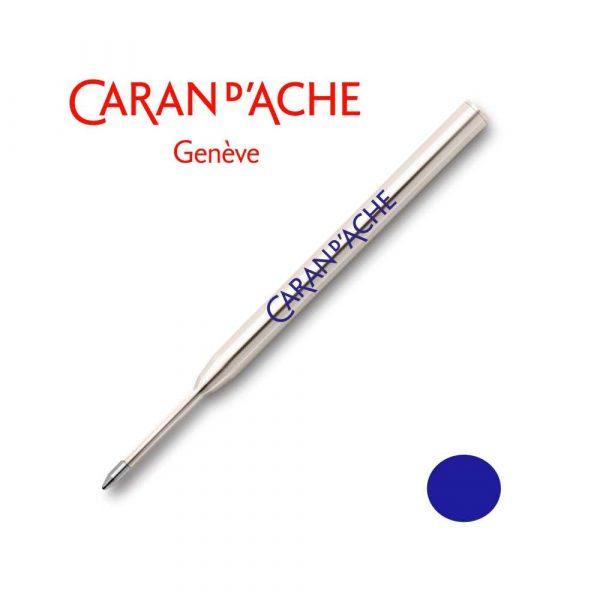 artykuły piśmiennicze 4 alibiuro.pl Wkład CARAN D Inch ACHE Goliath do długopisu 849 M niebieski 13