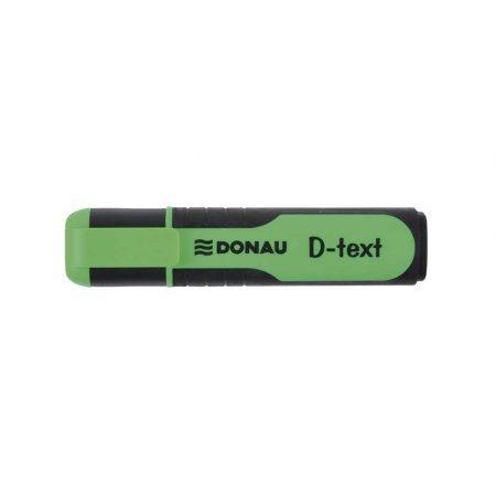 artykuły piśmiennicze 4 alibiuro.pl Zakreślacz fluorescencyjny DONAU D Text 1 5mm linia zielony 78