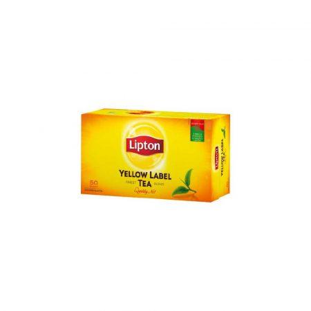 artykuły spożywcze 1 alibiuro.pl Herbata Yellow Label 50szt Lipton 32