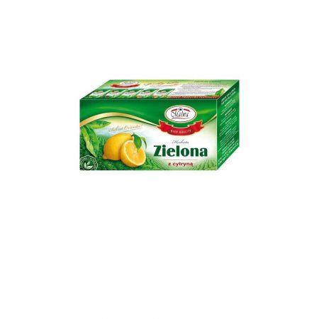 artykuły spożywcze 1 alibiuro.pl Herbata Zielona z Cytryną 20 torebek Malwa 7