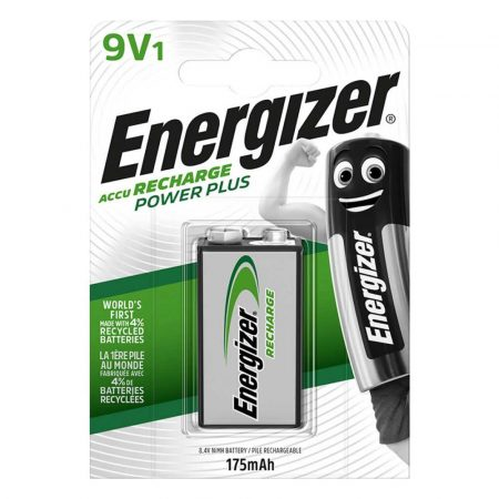 baterie 4 alibiuro.pl Akumulator ENERGIZER Power Plus E HR22 9V 175mAh 13