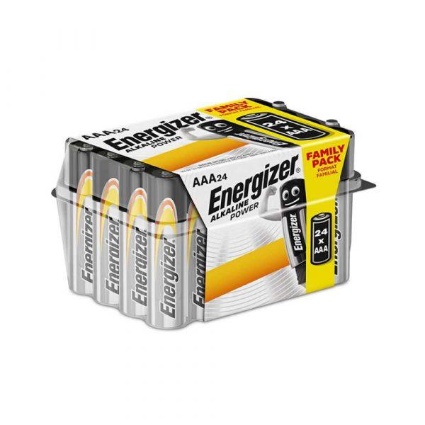 baterie specjalistyczne 4 alibiuro.pl Bateria ENERGIZER Alkaline Power AAA LR03 1 5V 24szt. 7