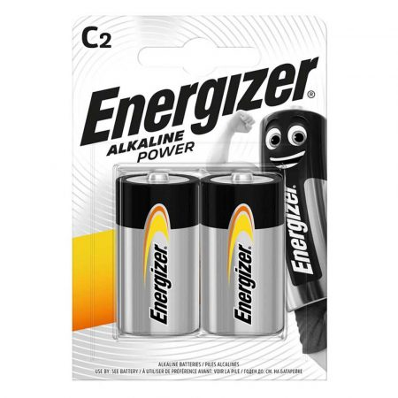 baterie specjalistyczne 4 alibiuro.pl Bateria ENERGIZER Alkaline Power C LR14 1 5V 2szt. 52