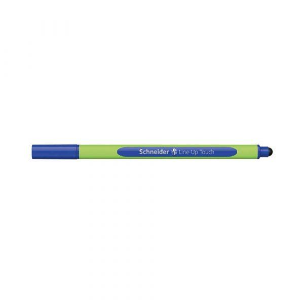 cienkopisy 4 alibiuro.pl Cienkopis SCHNEIDER Line Up Touch 0 4mm niebieski 34