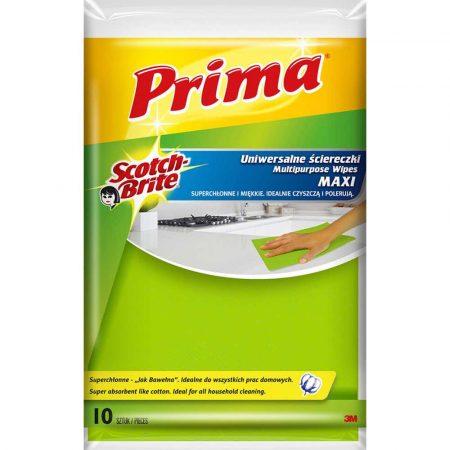 ścierkaz mikrofibry 4 alibiuro.pl Ściereczki uniwersalne PRIMA Maxi Inch Jak bawełna Inch 10szt. żółte 35