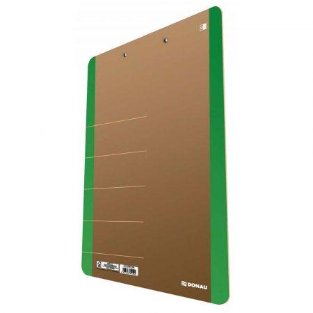 clipboard 4 alibiuro.pl Clipboard DONAU Life karton A4 z klipsem zielony 95