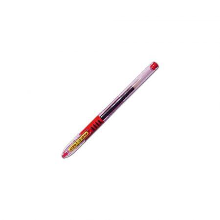 długopis żelowy 1 alibiuro.pl G 1 Grip Długopis z uchwytem gumowym Pilot czerwony 44