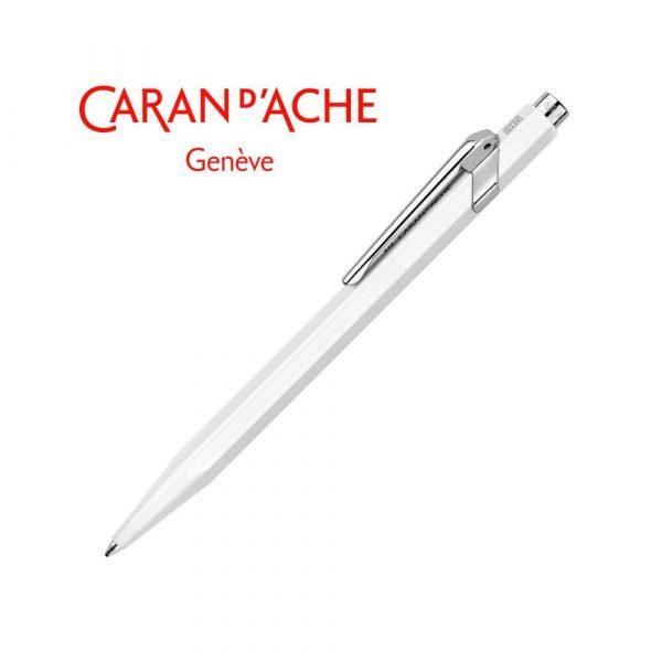 długopis żelowy 4 alibiuro.pl Długopis CARAN D Inch ACHE 849 Classic Line M biały 67
