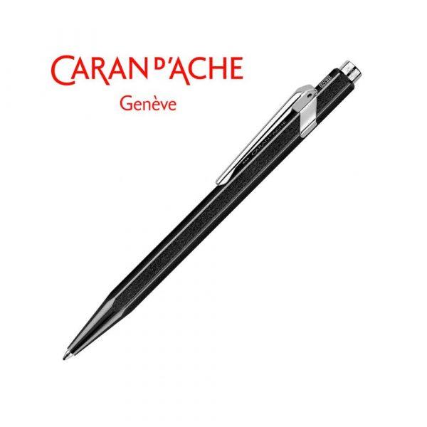 długopis żelowy 4 alibiuro.pl Długopis CARAN D Inch ACHE 849 Line Metal X M czarny 22