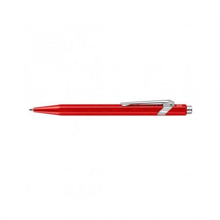 długopis żelowy 4 alibiuro.pl Długopis CARAN D Inch ACHE 849 Line Metal X M czerwony 34