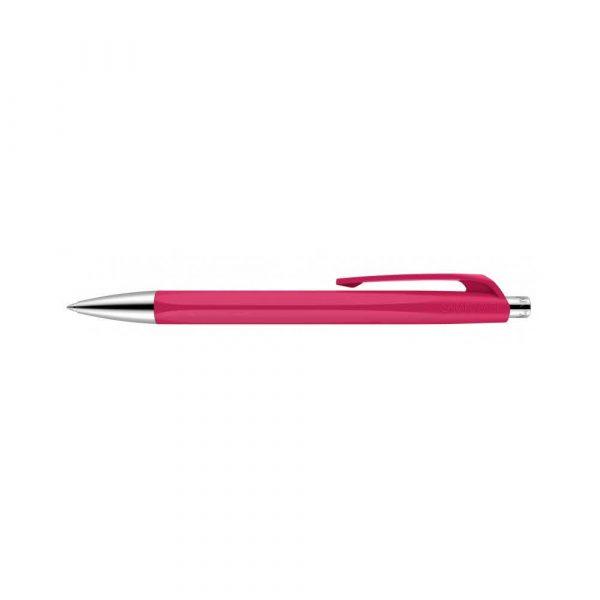 długopis żelowy 4 alibiuro.pl Długopis CARAN D Inch ACHE 888 Infinite M różowy 27