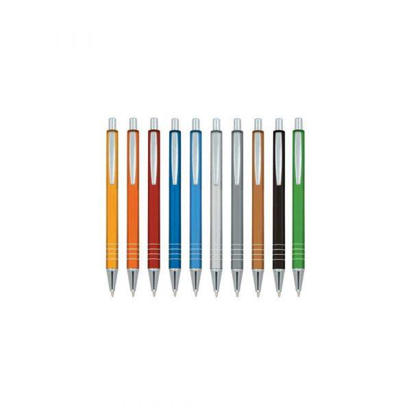 długopisy żelowe 1 alibiuro.pl Długopis KENTA A02.2303 czarny 6