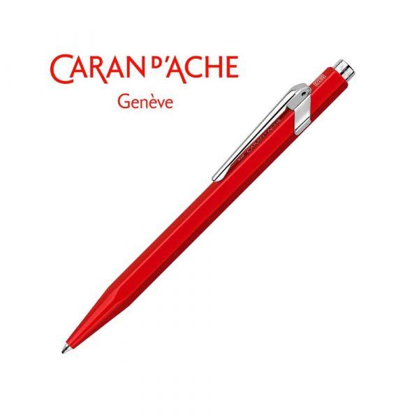 długopisy żelowe 4 alibiuro.pl Długopis CARAN D Inch ACHE 849 Classic Line M czerwony 32