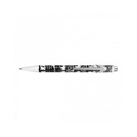 długopisy żelowe 4 alibiuro.pl Długopis CARAN D Inch ACHE 849 Papercutting M czarny 6