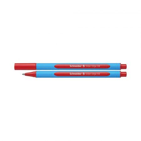 długopisy żelowe 4 alibiuro.pl Długopis SCHNEIDER Slider Edge XB czerwony 99