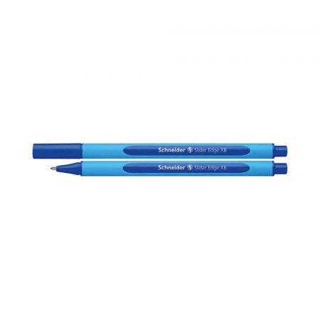 długopisy żelowe 4 alibiuro.pl Długopis SCHNEIDER Slider Edge XB niebieski 95