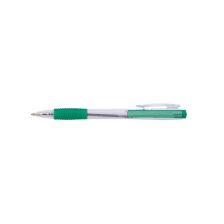 długopisy żelowe 4 alibiuro.pl Długopis automatyczny OFFICE PRODUCTS 0 7mm zielony 26