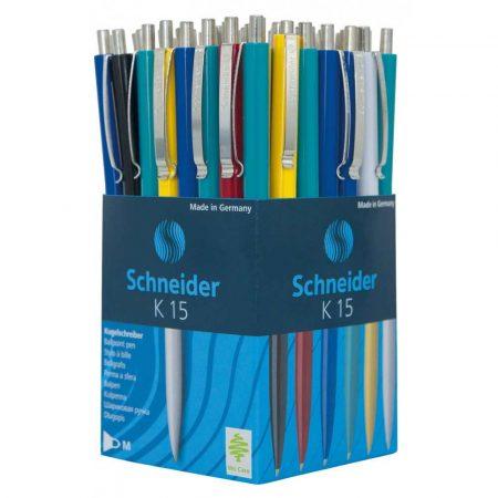 długopisy żelowe 4 alibiuro.pl Długopis automatyczny SCHNEIDER K15 M miks kolorów 26