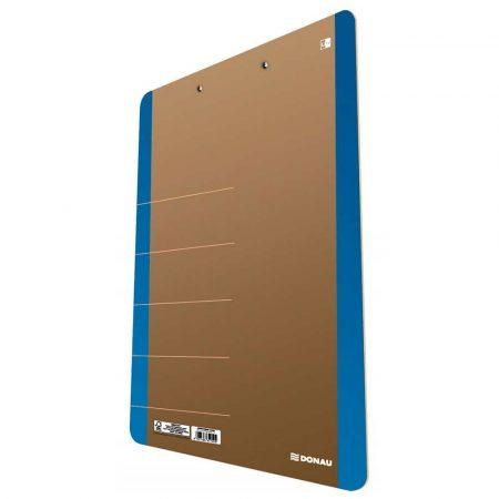 deska z klipem 4 alibiuro.pl Clipboard DONAU Life karton A4 z klipsem niebieski 30