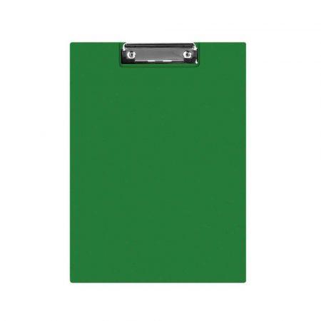 deska z klipem 4 alibiuro.pl Clipboard DONAU teczka PP A4 z klipsem zielony 92