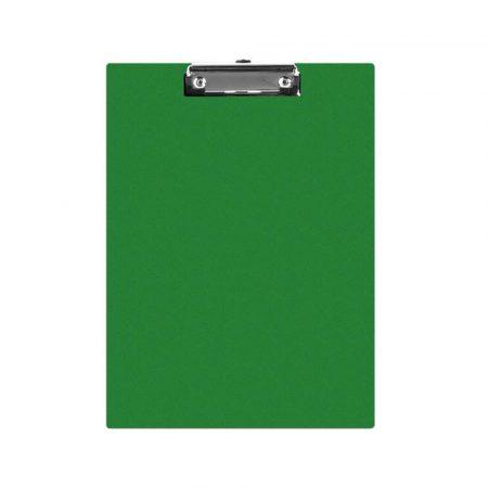 deska z klipem 4 alibiuro.pl Clipboard Q CONNECT deska PVC A5 zielony 78