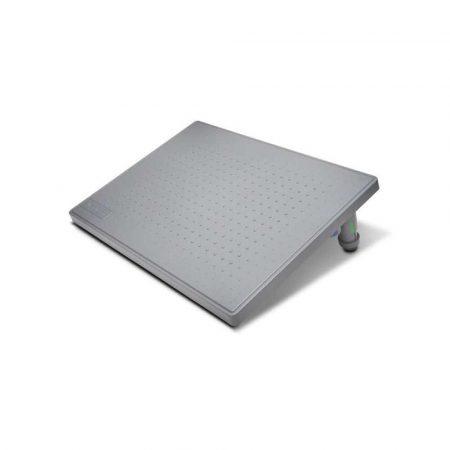 ergonomia 4 alibiuro.pl Podnóżek KENSINGTON SoloMate z regulacją x1 450x340mm szary 48