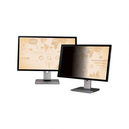 filtr na ekran 4 alibiuro.pl Bezramkowy filtr prywatyzujący 3M PF22.0W do monitorów 16 10 22 Inch czarny 56