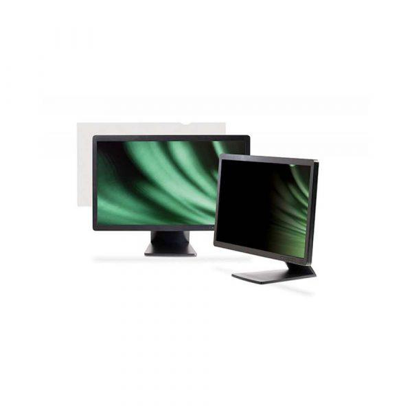 filtry na ekran 4 alibiuro.pl Bezramkowy filtr prywatyzujący 3M PF27.0W9 do monitorów 16 9 27 Inch czarny 70