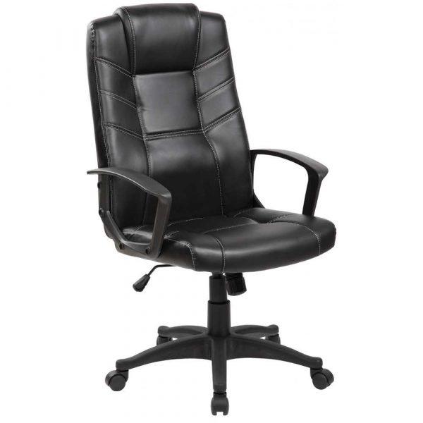 fotele 4 alibiuro.pl Fotel biurowy OFFICE PRODUCTS Corsica czarny 89