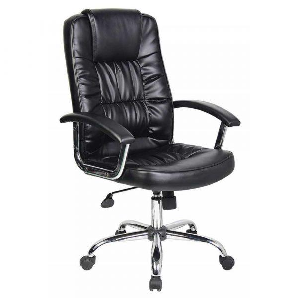 fotele 4 alibiuro.pl Fotel biurowy OFFICE PRODUCTS Cyprus czarny 28