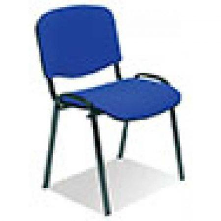 fotele 4 alibiuro.pl Krzesło konferencyjne OFFICE PRODUCTS Kos Premium granatowe 64