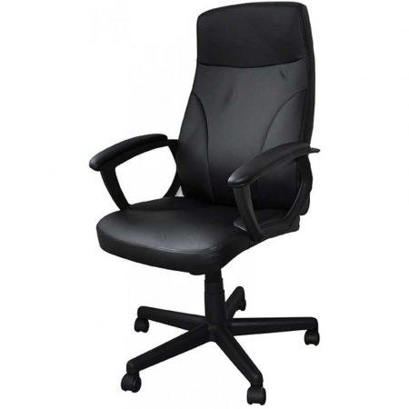 fotele biurowe 4 alibiuro.pl Fotel biurowy OFFICE PRODUCTS Crete czarny 34