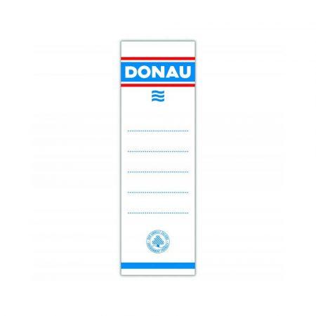 grzbiet na segregator 4 alibiuro.pl Etykiety wsuwane do segregatora DONAU 48x153mm dwustronne 20szt. 1