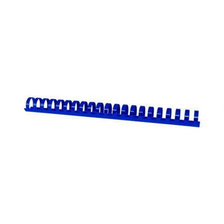 grzbiety do bindowania 4 alibiuro.pl Grzbiety do bindowania OFFICE PRODUCTS A4 25mm 240 kartek 50 szt. niebieskie 9
