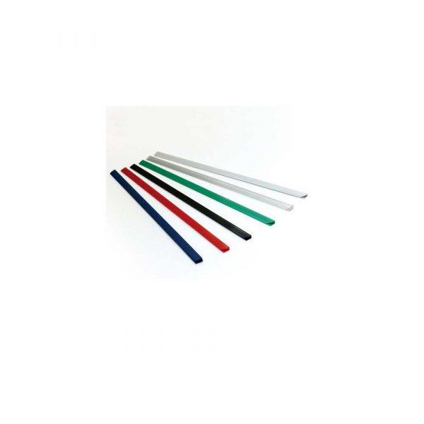 grzbiety drutowe 1 alibiuro.pl Listwy wsuwane standard 4 mm 20 kartek ARGO zielone 53