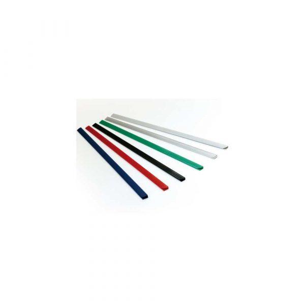 grzbiety plastikowe 1 alibiuro.pl Listwy wsuwane standard 10 mm 50 kartek ARGO zielony 32