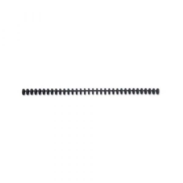 grzbiety plastikowe 4 alibiuro.pl Grzbiety do bindowania GBC ClickBind A4 16mm czarne 80
