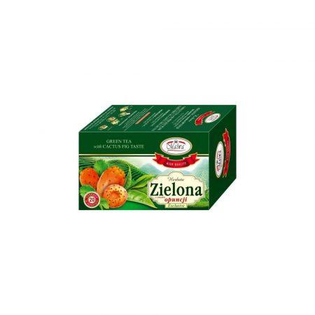 herbata 1 alibiuro.pl Herbata Zielona Opuncja 20 kopert Malwa 82