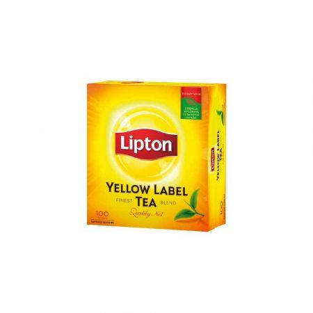 herbata liściasta 1 alibiuro.pl Herbata Yellow Label 100szt Lipton 54
