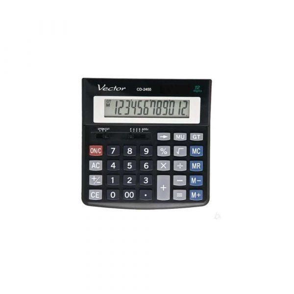 kalkulatory biurowe 1 alibiuro.pl Kalkulator Vector CD 2455 90