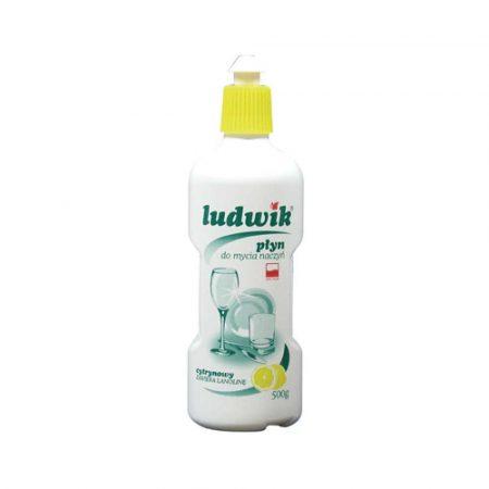kapsułki do prania 4 alibiuro.pl Płyn do mycia naczyń LUDWIK Cytryna 500ml 65
